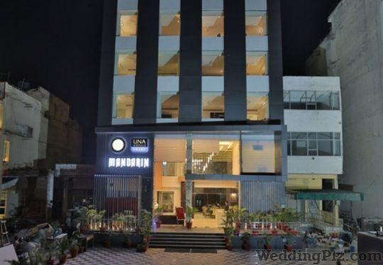 Hotel Una Smart Mandarin Hotels weddingplz