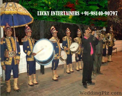 Lucky Brass Band Bands weddingplz