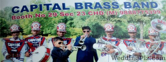 Capital Brass Band Bands weddingplz