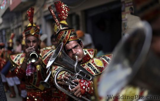 Ludhian Brass Band Bands weddingplz