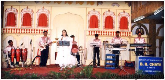 BR Chaya and Party Bands weddingplz