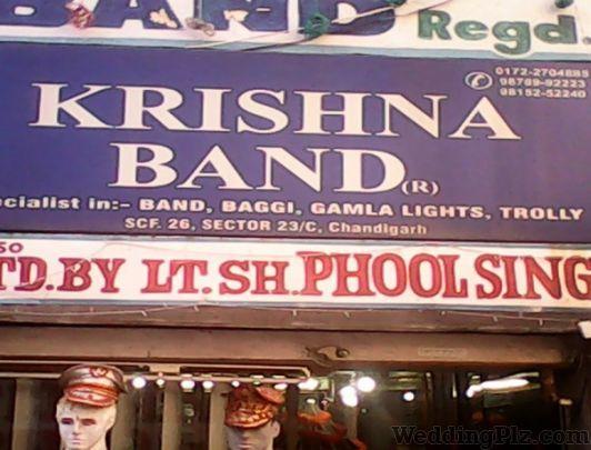 Krishna Band Bands weddingplz