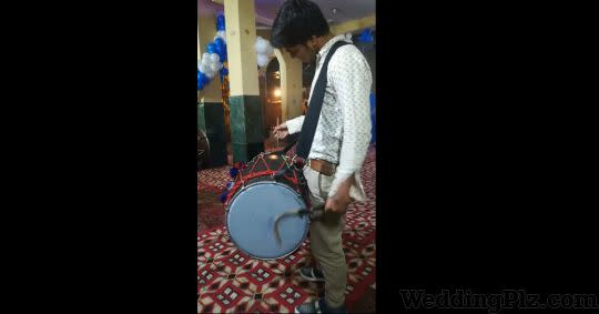 Rahul Dhol Bands weddingplz
