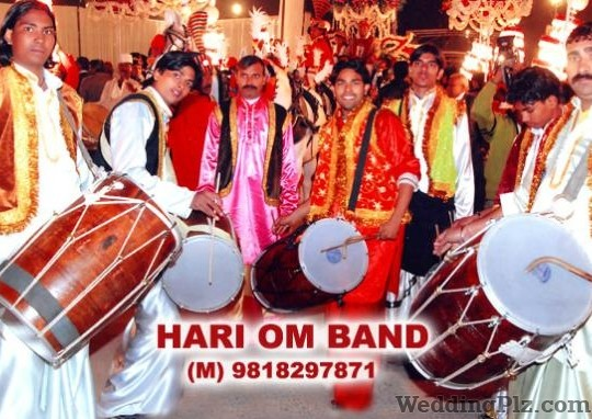 Hari Om Band Bands weddingplz