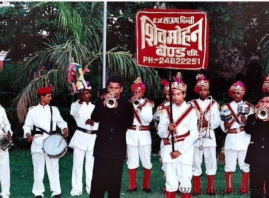 Shiv Mohan Band Bands weddingplz