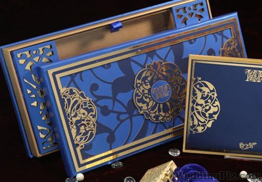 Sapphire Invitations Invitation Cards weddingplz