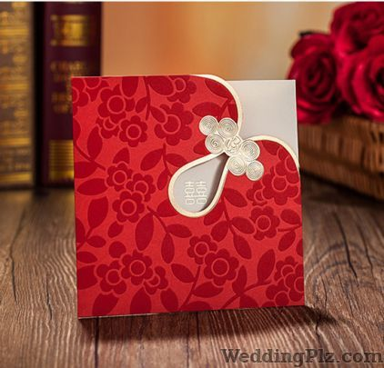 Lavashing Invitation Cards weddingplz