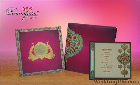 Parampara Card Invitation Cards weddingplz
