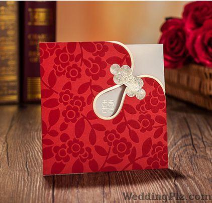 Creative Art Cards Invitation Cards weddingplz