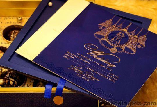 Karan Enterprises Invitation Cards weddingplz