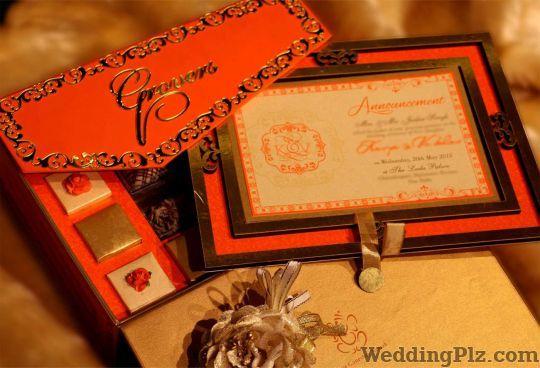 Majestic Printing Press Invitation Cards weddingplz