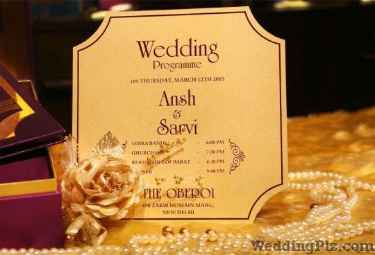 Monark Block Centre Invitation Cards weddingplz