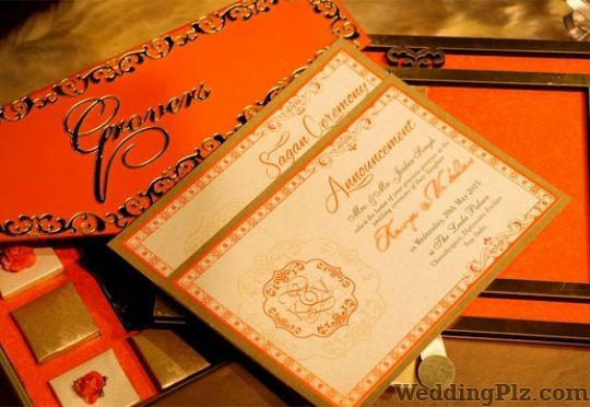 Somya Packers Invitation Cards weddingplz