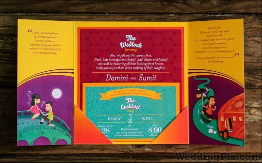 Illustration Much Invitation Cards weddingplz