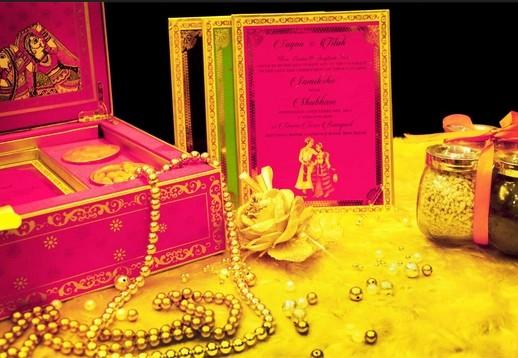 Adarsh Cards Mfg. Co. Invitation Cards weddingplz