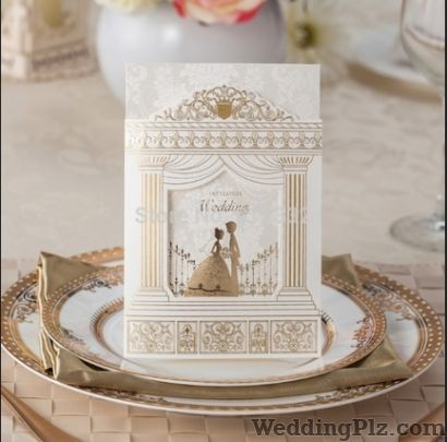 Tushar Card and Papers Invitation Cards weddingplz