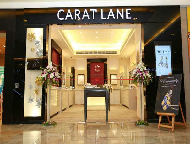 CaratLane Store Jewellery weddingplz