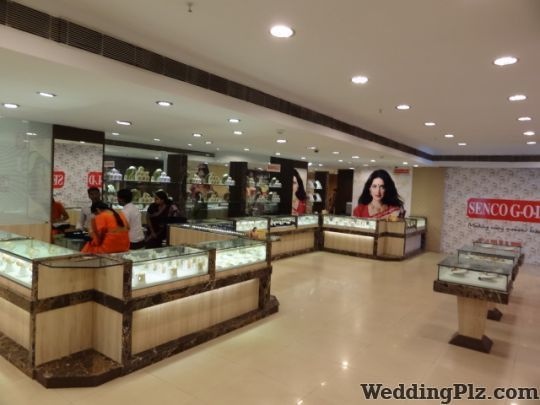 Senco Gold and Diamonds Jewellery weddingplz