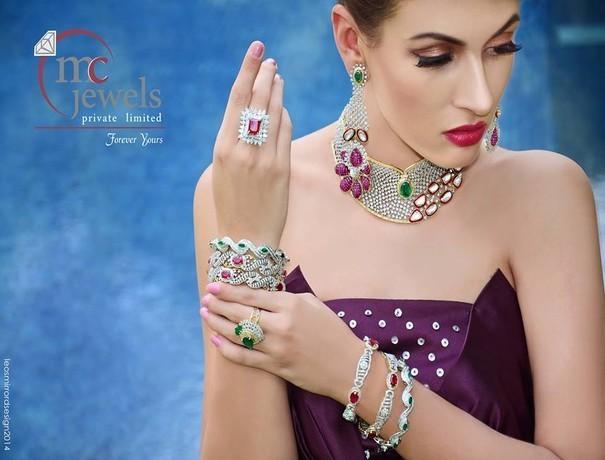 M C Jewels Pvt Ltd Jewellery weddingplz