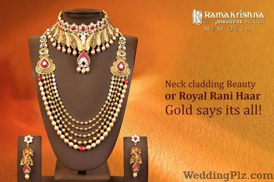 Rama Krishna Jewellers Jewellery weddingplz