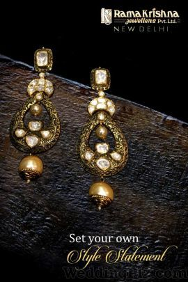 Rama Krishna Jewellers Jewellery weddingplz