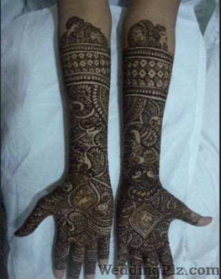 Krishna Mehandi Art Mehndi Artists weddingplz