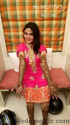 Sandeep Mehandi Arts Mehndi Artists weddingplz