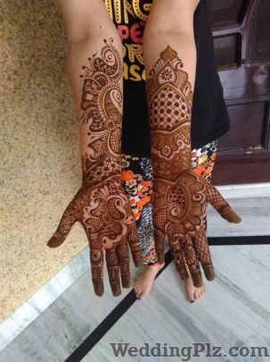 Ajay Mahndi and Tattoo Art Mehndi Artists weddingplz