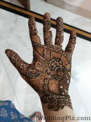 Ajay Mehandi Art by A K Sharma Mehndi Artists weddingplz