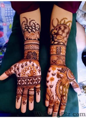 SRISHENNA Mehndi Artists weddingplz