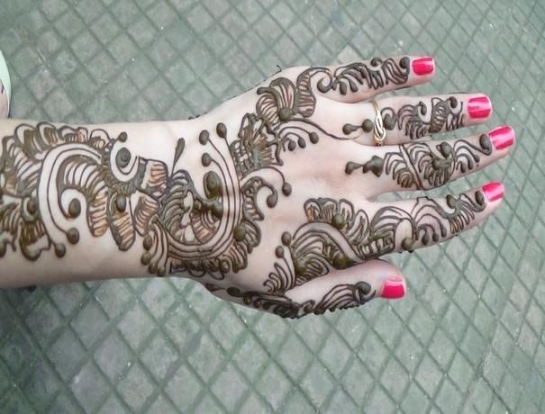Amit Mehandi Wala Mehndi Artists weddingplz