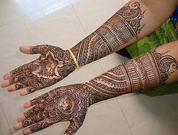 Bridal Mehandi Art Mehndi Artists weddingplz