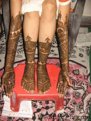 Raju Mehandi Arts Mehndi Artists weddingplz