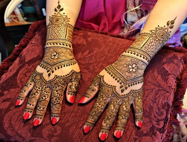Ram Mehandi Art Mehndi Artists weddingplz