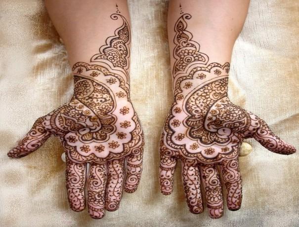 Ravi Mehendi Wala Mehndi Artists weddingplz