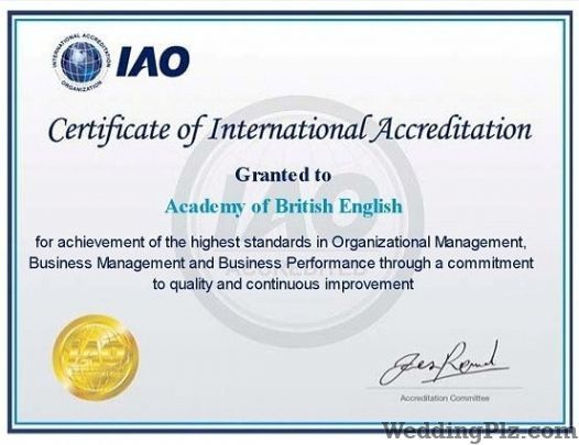Academy Of British English Personality Development Classes weddingplz