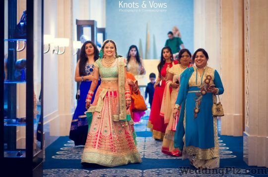 Knots and Vows Photographers and Videographers weddingplz