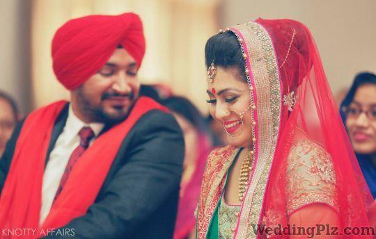 Knotty Affairs Photographers and Videographers weddingplz