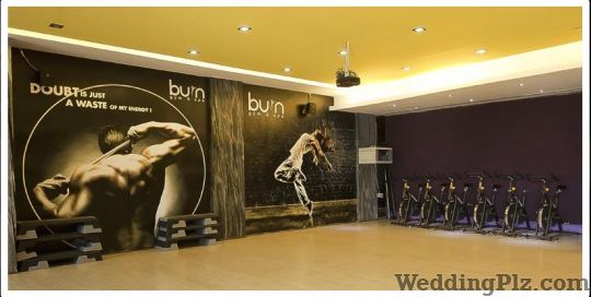 Burn Gym and Spa Spa weddingplz