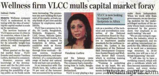 VLCC Spa weddingplz