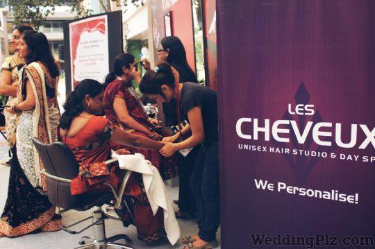 Les Cheveux Unisex Hair Studio And Day Spa Spa weddingplz