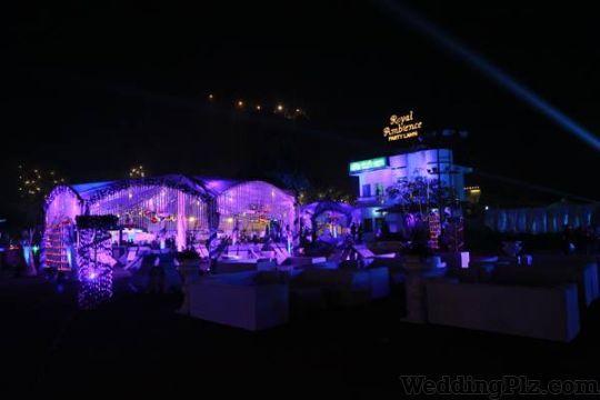 Royal Ambience Party Lawn Banquets weddingplz