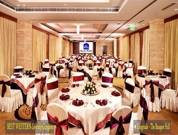 Sky City Hotels Banquets weddingplz