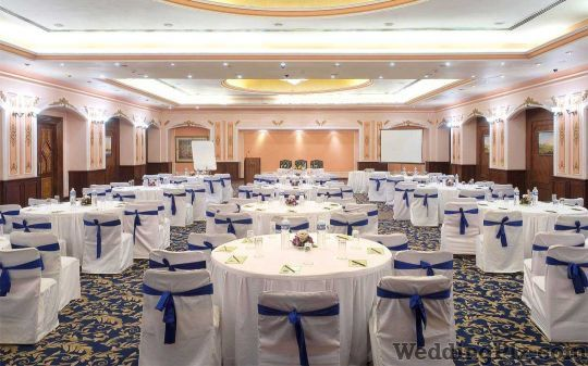 Vivanta by Taj Yeshwantpur Banquets weddingplz
