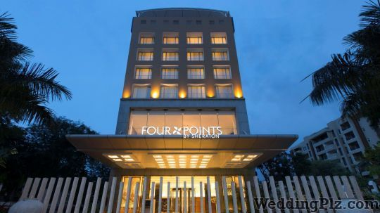 Four Points By Sheraton Banquets weddingplz