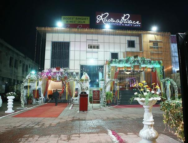 Radha Palace Banquets weddingplz