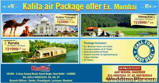 Kafila Tour and Travels Travel Agents weddingplz