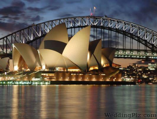 Green International Travel Agents weddingplz