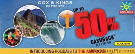 Cox and Kings India Ltd Travel Agents weddingplz
