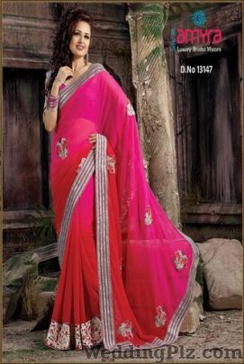 Odhni Sarees Wedding Lehnga and Sarees weddingplz